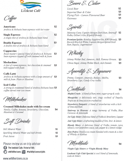 Lookout-Cafe-menu-beverages